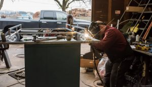 Welding In Eugene